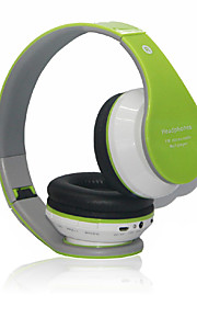 JKR JKR-201A Hoofdtelefoons (hoofdband)ForMediaspeler/tablet / Mobiele telefoon / ComputerWithmet microfoon / DJ / Volume Controle /