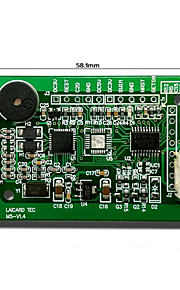 rfid kaartlezer module / rc522 serial reader / IC-kaart inductie erkenning / low power / rf Development Board
