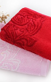 """1 PC Full Cotton Hand Towel 13"""" by 29"""" Super Soft Floral Pattern"""
