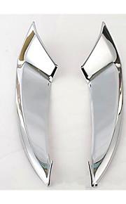 galvanoplastia marco de la lámpara antiniebla trasera para Lexus nx