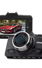 reizen data recorder / ultra high definition 1296p / nachtzicht groothoek / gps / track rijden recorder