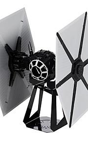 Rompecabezas juguete de la novedad / Puzzles de Metal Bloques de construcción Juguetes de bricolaje / 1 Metal BlancoModelismo y