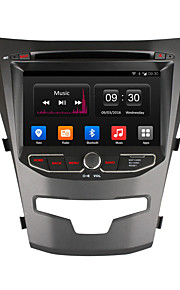 "ownice 7 ""hd 1024 * 600 quad core android 4.4 bil dvd-afspiller til Ssangyong Korando gps radio"