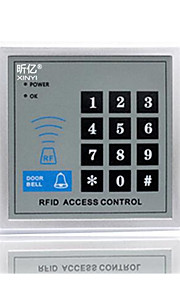 access control id IC-kaart toegang tot een machine card machine