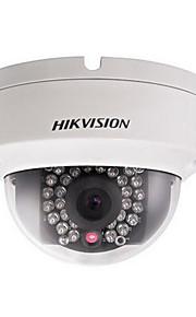 hikvision® ip kamera ds-2cd2135f-er 2.8mm 3MP hd 1080p netværk mini dome kamera infrarødt kamera poe IP66