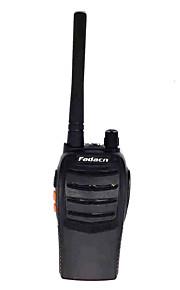 met waterdichte 5W uhf403-470mhz fadacn 5F kleine handheld walkie talkie