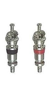 hoge kwaliteit auto / fiets / motor band / vernikkeld koper ventiel schoonheid