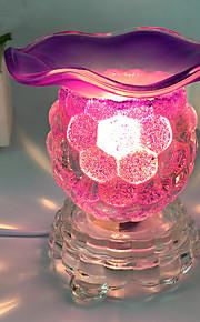 1pc krystal små drue æteriske olier, der bevæger let sød lampe aing slags søde festival gaver