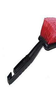 herramientas de limpieza cepillo cepillo cepillo de alfombra almohadilla de cuero herramientas de lavado de muebles de cepillo de