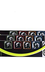 hub reflecterende stickers auto diy gemodificeerde pasta auto-wielband stickers plakken reflecterende persoonlijkheid