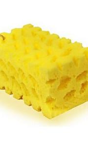 bomuld honeycomb svamp koral bilvask bil rengøring forsyninger