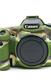 SLR-Etui-Canon-Sort / Grøn