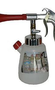 tornado schoonmaken pistool schuim gun auto-interieur stomerij machine beauty gereedschap met een borstel