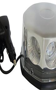 beveiligingswaarschuwing lichte uitbarsting knipperende lichten auto zuigkracht een top auto LED knipperlicht