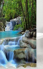 Moderno Poliéster 180 x 200cm ( L x W )  -  Alta calidad Cortina de baño