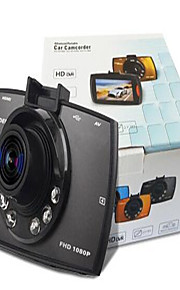 OEM di fabbrica 2,7 pollici Allwinner Scheda TF Nero Auto macchina fotografica