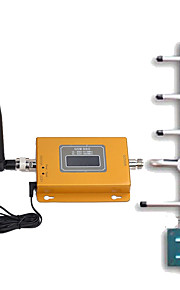 lcd-display gsm980 mini gsm 900MHz mobiele telefoon signaal booster 900MHz signaal repeater Yagi antenne met 10m kabel