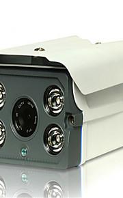 1,3 MP Proiettile All'aperto with Filtro a infrarossi 64(Impermeabile / Sensore di movimento)
