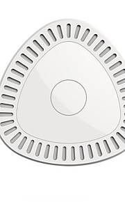 smart maison fumée alarme 4.5v avec alimentation de la batterie et de la puissance sur l'auto-test
