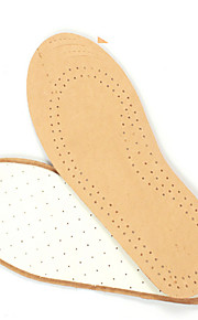 Leather for Insoles & Inserts This cuttable Insole provides shockproof function for sports shoes