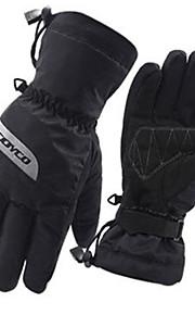 scoyco guanti da corsa impermeabili toccano guanti caldi di guida moto