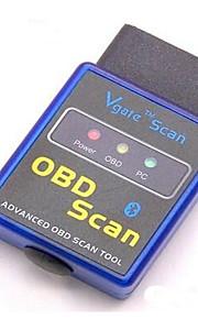 vgate mini elm327 bluetooth obd2 auto errore diagnostico rivelatore 327 bluetooth