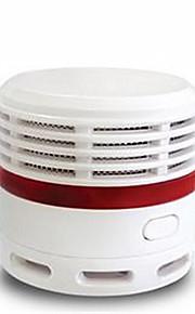 détecteur de fumée avec 10 années batterie au lithium détecteur de fumée et d'un certificat de EN14604.