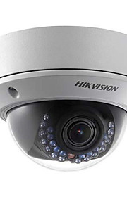 Hikvision ds-2cd2710f-i 1.3MP varifocale ip dome camera met 2.7-12mm lens / poe / sd-kaartsleuf