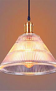 40 מנורות תלויות ,  סגנון חלוד/בקתה / וינטאג' / רטרו / גס אחרים מאפיין for סגנון קטן / מעצבים מתכתחדר שינה / חדר אוכל / מטבח / חדר מקלחת