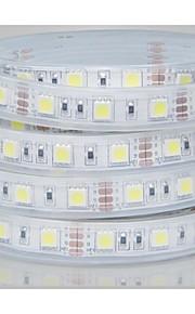 1x96cm decoratieve lampgreat wandlamp 1led / cm wit blauw rood groen