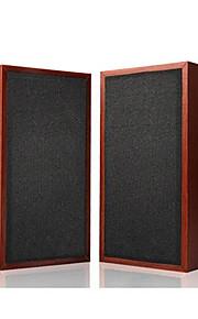 computer houten geluid usb kleine luidspreker computer box 2 kleine stereo-car audio