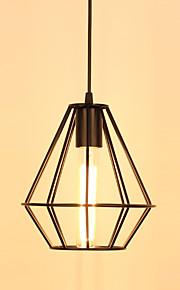 Max 60W Hängande lampor ,  Traditionell/Klassisk / Vintage / Kontor/företag / Rustik Målning Särdrag for Ministil MetallLiving Room /