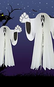 Хэллоуин призраки скелет повесить украшение для бара клуба Halloween Party черепа кулон ткань домой Деко Хэллоуин реквизит