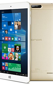 ONDA V80 Plus Android 4.4 / Android 5.1 / Windows 10 Tablet RAM 2GB ROM 32GB 8 Tommer 1920*1200 Quad Core