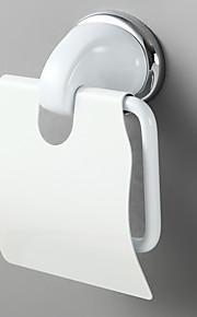 Porte Papier Toilette / Miroir Poli / Fixation Murale /5.5*3.5*7.1 inch /Laiton /Contemporain /14cm 8.5cm 0.4