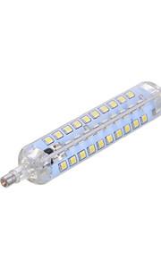 10 R7S Ampoules Maïs LED T 80 SMD 2835 700 lm Blanc Chaud / Blanc Froid Gradable AC 100-240 V 1 pièce