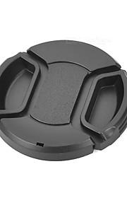ismartdigi 55mm objektivdækslet til kamera / mini dv / dv / mini dslr / dslr ...