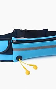01 L Bolsa de cinturón Acampada y Senderismo / Pesca / Escalar / Fitness / Carreras / Viaje / Ciclismo / Carrera / CorrerAl Aire Libre /