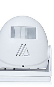 LK-5301 ABS Ikke-visuelle doorbell Trådløs dørklokken Systems