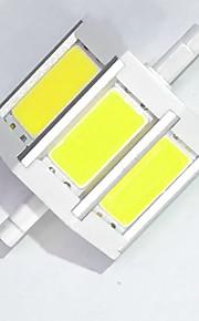 7 R7S Ampoules Maïs LED T cob LED COB 680LM-800LM lm Blanc Chaud / Blanc Froid Décorative AC 85-265 V 1 pièce