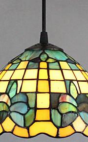 25W Hängande lampor ,  Tiffany / Vintage Målning Särdrag for Ministil Metall Living Room / Kök