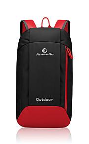 <20L L mochila Acampada y Senderismo Al Aire Libre Secado Rápido / Multifuncional Blanco / Verde / Rojo / Azul / Naranja Nilón ANMEILU