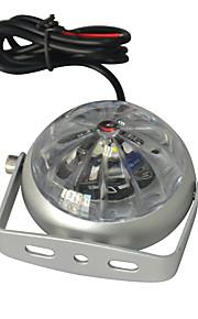 Jiawen 5W elektrisk lys baglygter modificerede eksterne chassis lampe projektører (dc 8-60v)