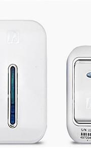 Chdele ABS Ikke-visuelle doorbell Trådløs dørklokken Systems