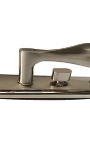 aluminiumlegering enkele deur slotgesp houten deur met de hand lock