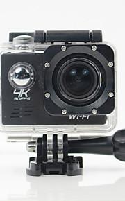 F65B Videocámara WIFI / 4K / Impermeable 30fps H.264 Retardo / Disparo Simple / Modo Ráfaga Universal
