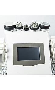 8 pads lipo laser ultralyd kavitasjon slanking maskin vakuum rf ansikt løfte radiofrekvens vekttap cellulitter