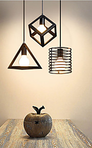 40w Pendant Light ,  Modern/Contemporary / Vintage / Country Painting Feature for Designers MetalLiving Room / Bedroom / Dining Room /