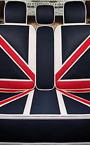 Car Cushion High-Grade Leather-Word Flag All-Inclusive Seat Cover