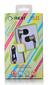 Neutral Product MC-21 Hoofdtelefoons (hoofdband)ForMediaspeler/tablet / Mobiele telefoon / ComputerWithmet microfoon / DJ / Volume